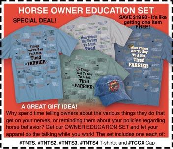 Horse Owner Set