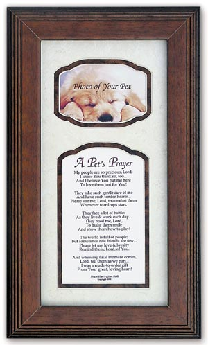 Pet's Prayer