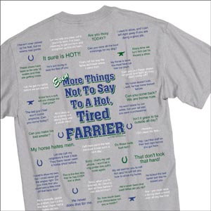 Even More Things Not to Say T-shirt