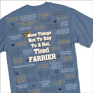 Still More Things Not to Say T-shirt