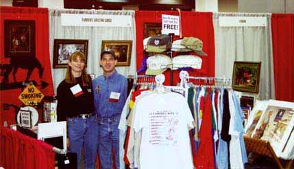 Trade Show 2001