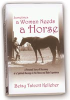 Women Needs a Horse Book