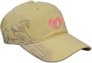 Hoofprints Hat